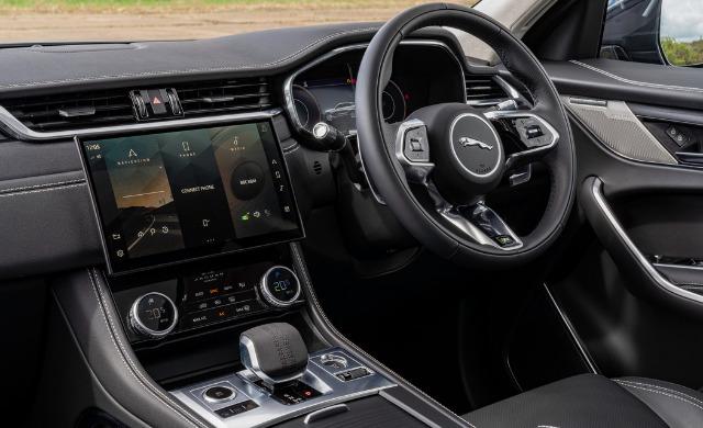 New Jaguar F-PACE Plug-in Hybrid car