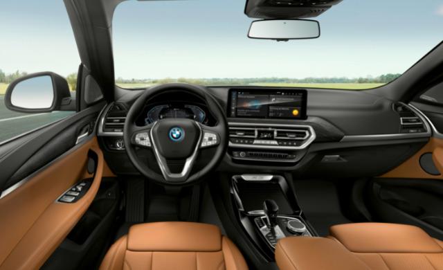 New BMW X3 car