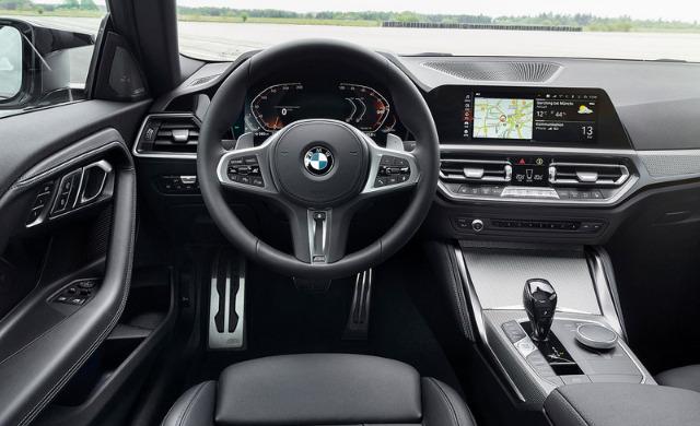 New BMW 2 Series Coupé car