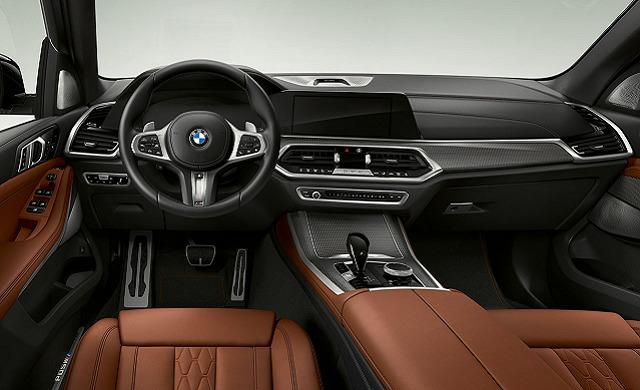 New BMW X5 M50d car