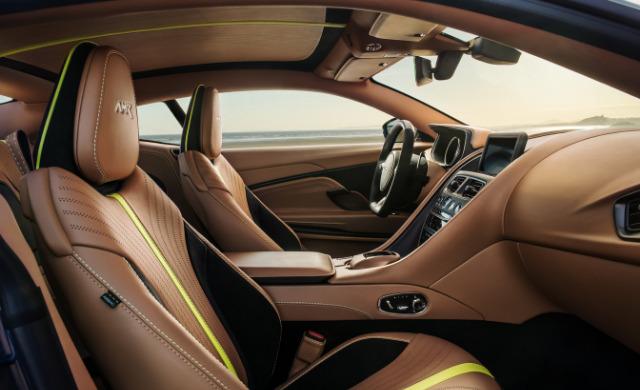 New Aston Martin DB11 car