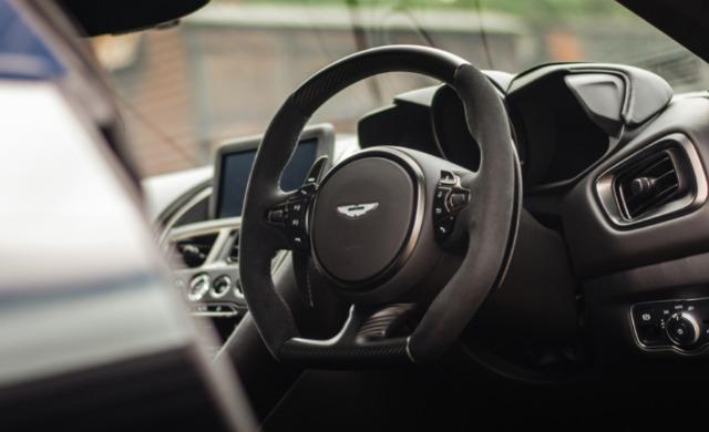 New Aston Martin DBS Superleggera car