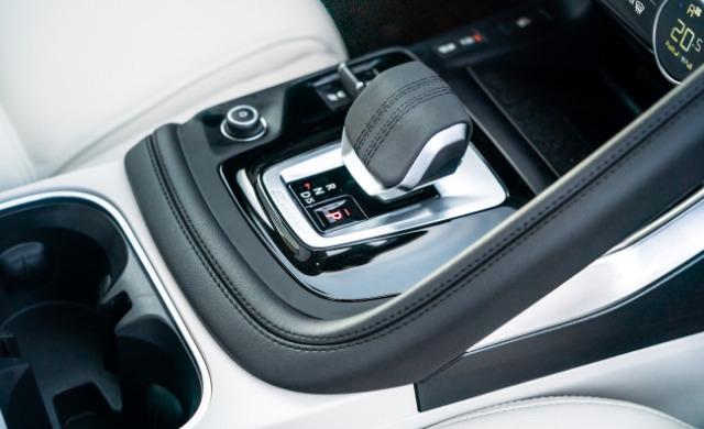 New Jaguar E-PACE car