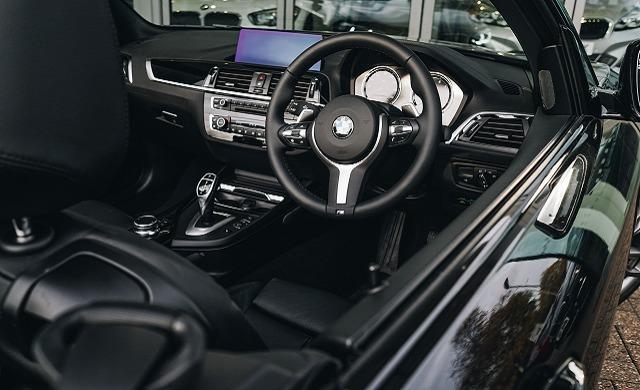 New BMW M240i Convertible car