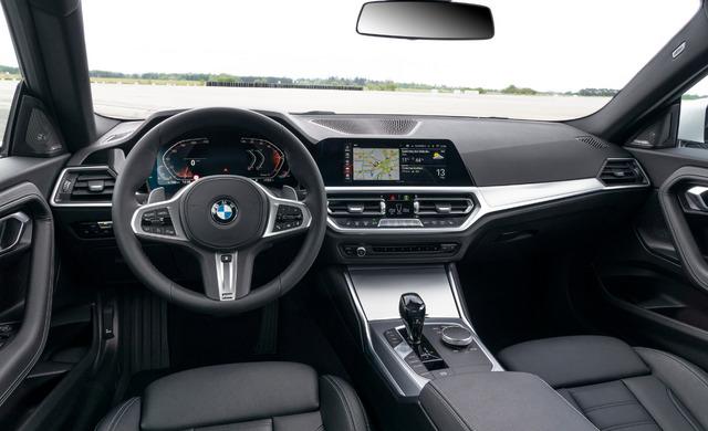 New BMW M240i Coupé car