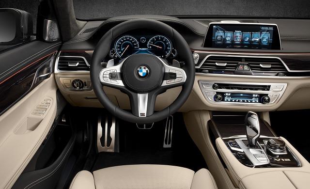New BMW M760Li xDrive car