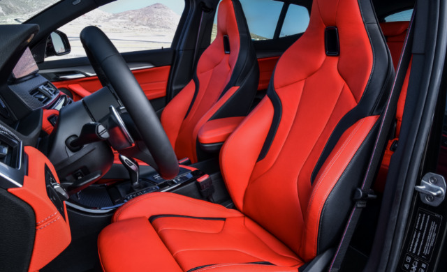 New BMW X2 M35i car