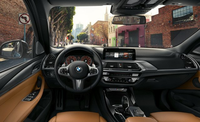 New BMW X3 M40i car