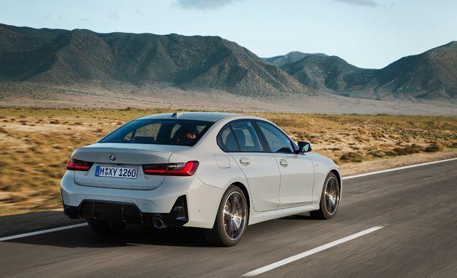 New 2021 BMW 3 Series Saloon