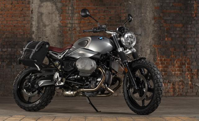 New 2021 BMW Motorrad R nineT Scrambler