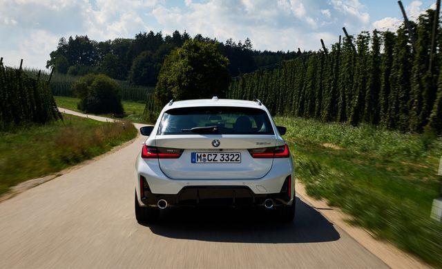 New 2021 BMW 3 Series Touring