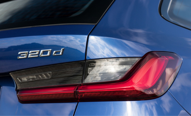 New 2021 BMW 3 Series Touring