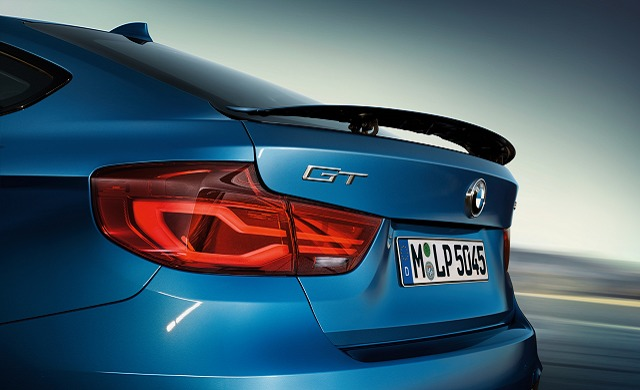 New 2021 BMW 3 Series Gran Turismo