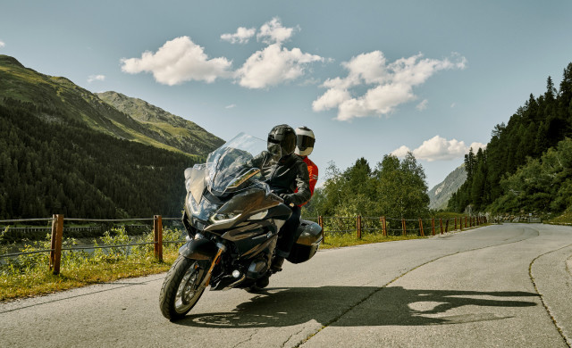 New 2021 BMW Motorrad R 1250 RT