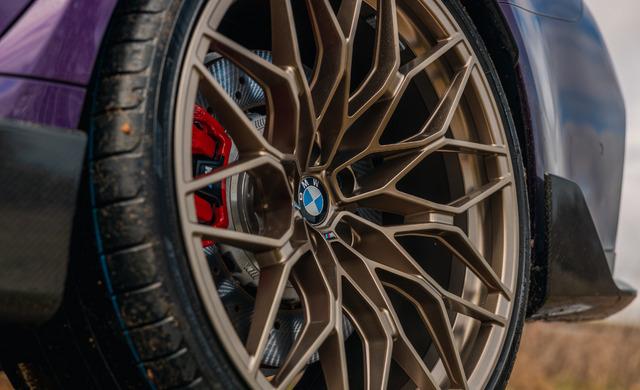 New 2021 BMW M3 Saloon