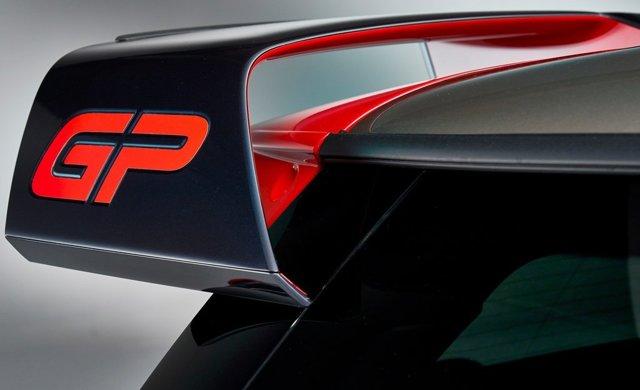 New 2021 MINI GP3