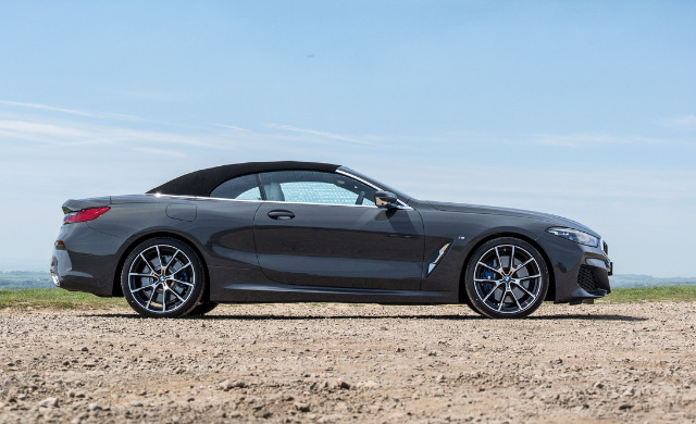 New 2021 BMW 8 Series Convertible