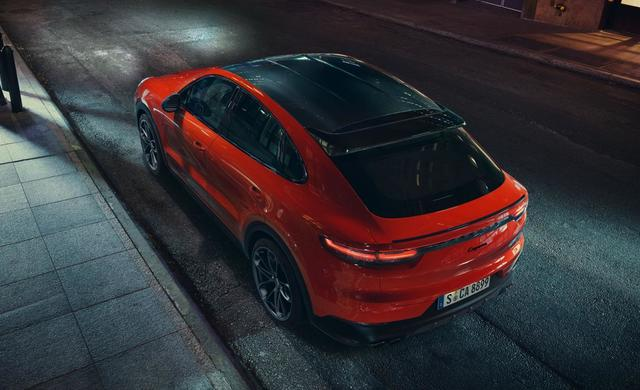 New 2021 Porsche Cayenne Coupé