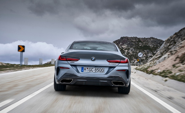 New 2021 BMW 8 Series Gran Coupé
