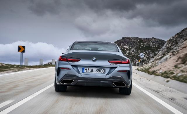 New 2021 BMW 8 Series Gran Coupé