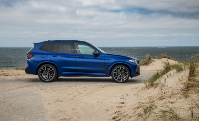 New 2021 BMW X3 M Competition