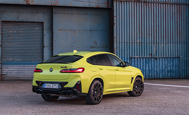 New 2021 BMW X4 M Competition