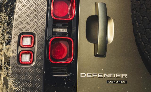 New 2021 Land Rover Defender