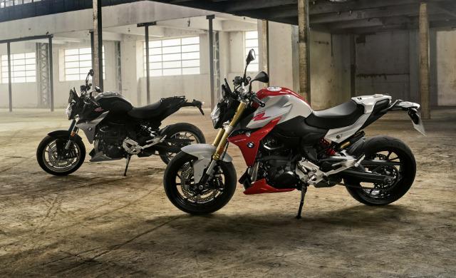 New 2021 BMW Motorrad F 900 R