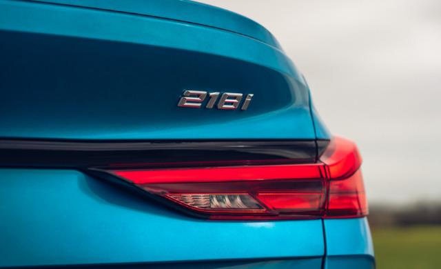 New 2021 BMW 2 Series Gran Coupé