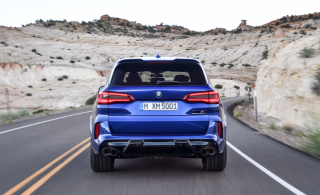 New 2021 BMW X5 M Competition
