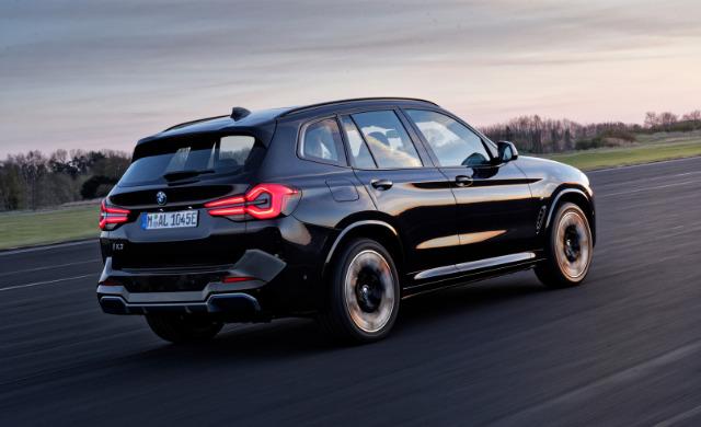 New 2021 BMW iX3