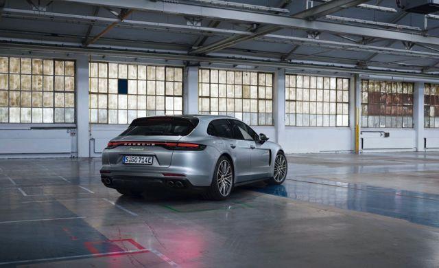 New 2021 Porsche Panamera Sport Turismo
