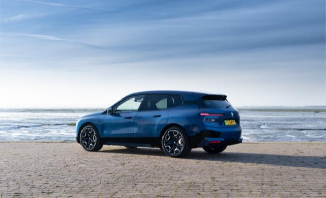 New 2021 BMW iX