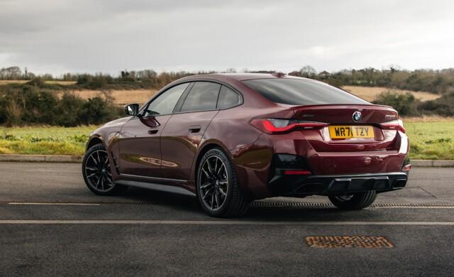New 2021 BMW 4 Series Gran Coupé