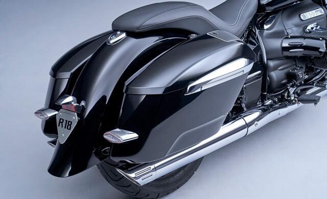 New 2021 BMW Motorrad R 18 B