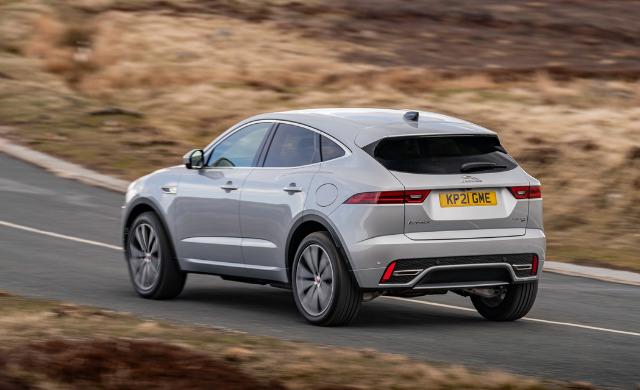 New 2021 Jaguar E-PACE Plug-In Hybrid