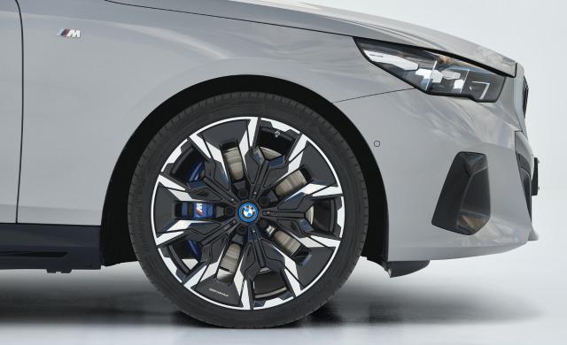 New 2021 BMW 5 Series Saloon