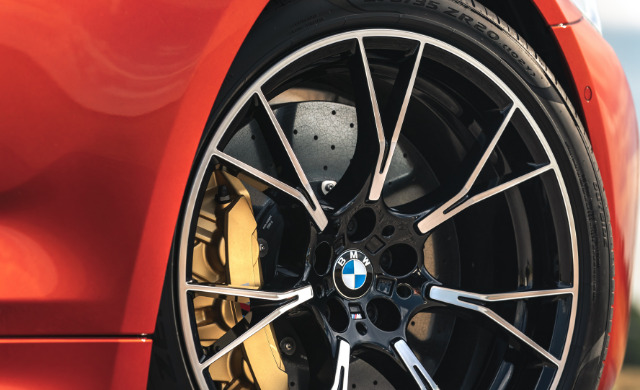 New 2021 BMW M5 Competition