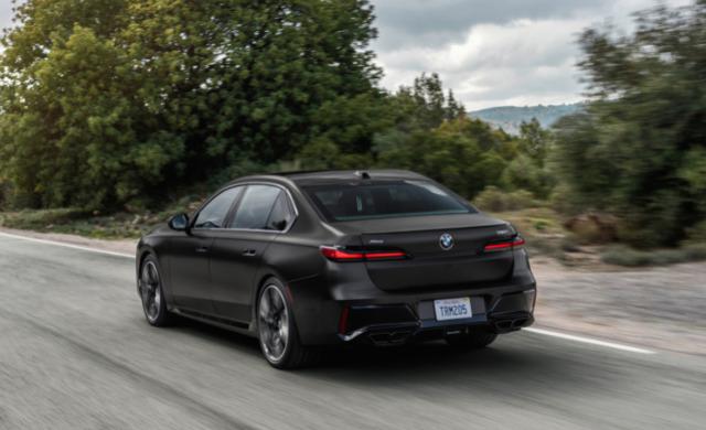 New 2021 BMW 7 Series Saloon
