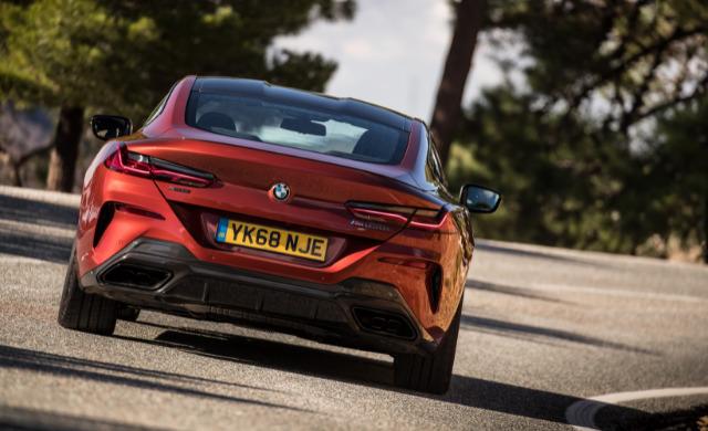 New 2021 BMW 8 Series Coupé