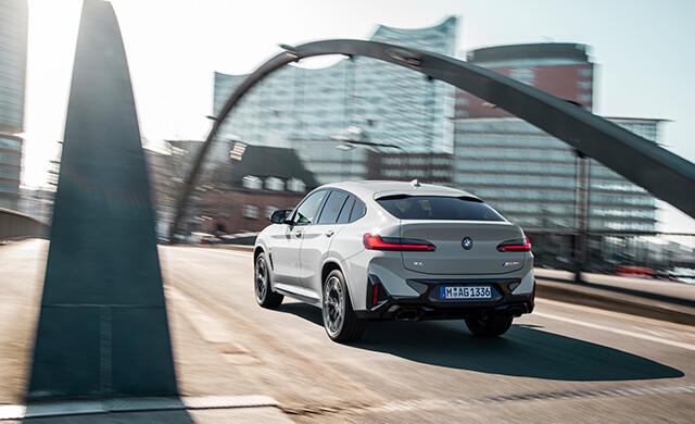 New 2021 BMW X4