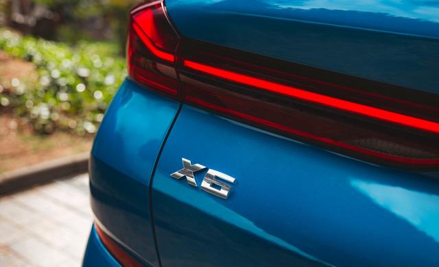 New 2021 BMW X6