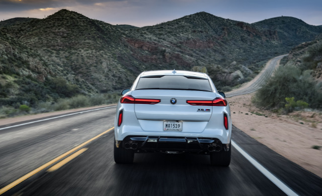 New 2021 BMW X6 M Competition