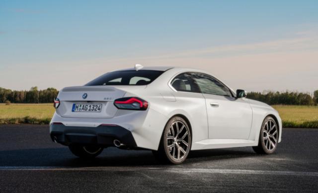 New 2021 BMW 2 Series Coupé