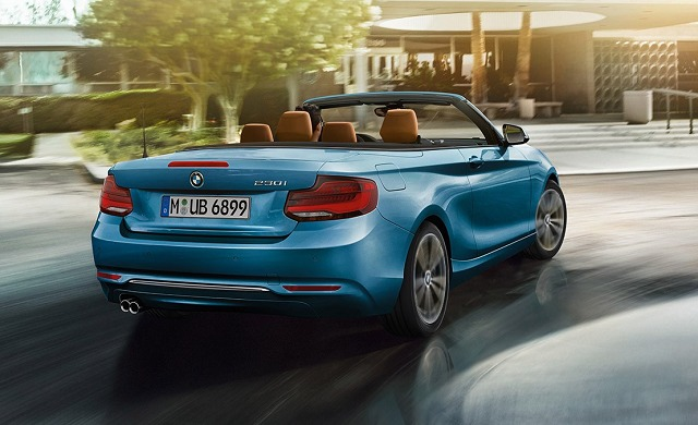 New 2021 BMW 2 Series Convertible