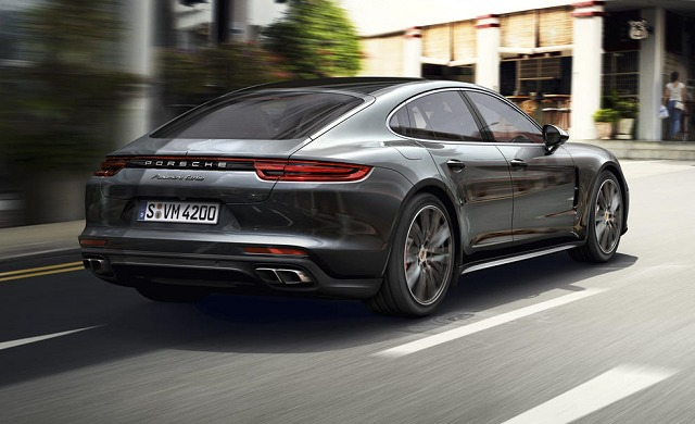 New 2021 Porsche Panamera Turbo