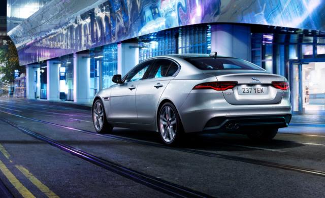New 2021 Jaguar XE