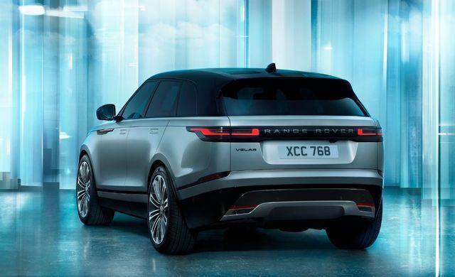 New 2021 Range Rover Velar
