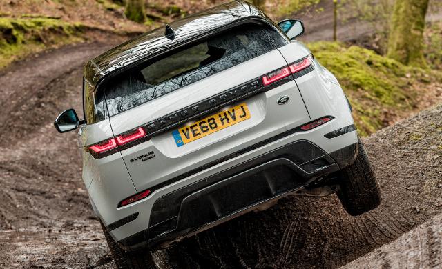 New 2021 Range Rover Evoque