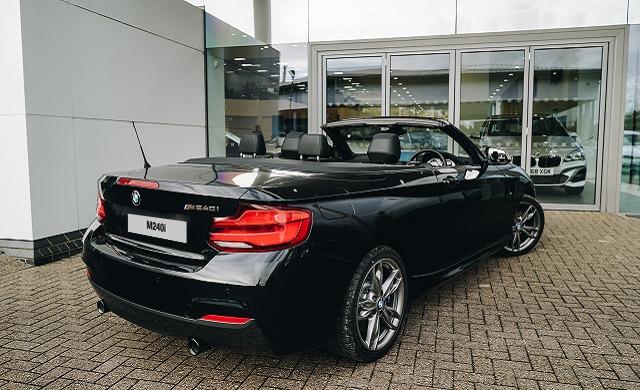New 2021 BMW M240i Convertible